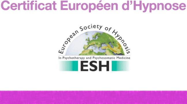Certificat Européen d'Hypnose