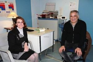 Hypnothérapie contre la douleur à l'hôpital 18 Fevrier 2012