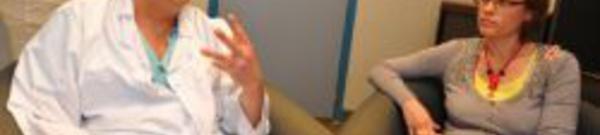 Hypno-analgésie au Centre Hospitalier de Valenciennes. La Voix du Nord 1er Avril 2012